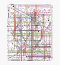 Linear Thoughts iPad Case/Skin