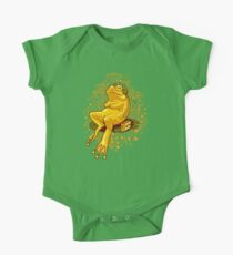 FROGGIE IN RELAX MODE One Piece - Short Sleeve