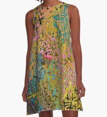 Landscape #4 A-Line Dress