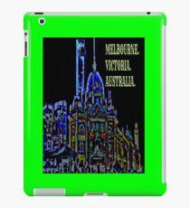 MELBOURNE iPad Case/Skin