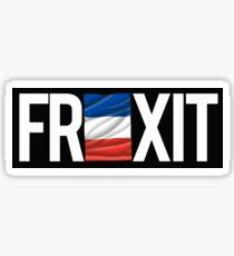 FREXIT Sticker