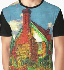 COUNTRY COTTAGE 6D Graphic T-Shirt