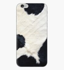 Cow fur iPhone Case