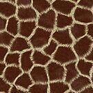 Giraffe fur by sermi