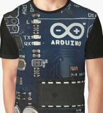 Get Your Arduino Geek On! Graphic T-Shirt