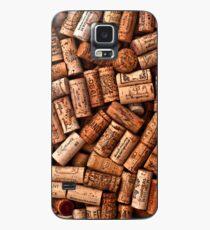Wine corks textures Case/Skin for Samsung Galaxy