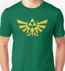 (Geometric) Zelda Triforce T-Shirt