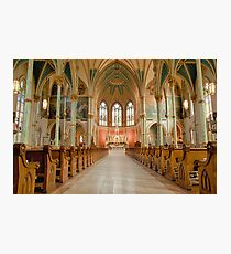 Cathedral of St. John the Baptist Photographic Print