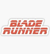 Blade Runner (1982) Movie Sticker