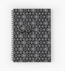 Escape With Tie Fighter Spiral Notebook