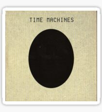 coil - time machines Sticker
