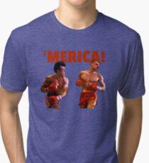 ROCKY - 'MERICA Tri-blend T-Shirt