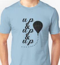 Nach oben nach oben Slim Fit T-Shirt