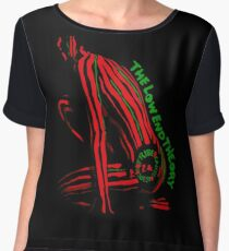 Tribe Called Quest - The Low End Theory Chiffon Top