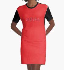 Alesha Graphic T-Shirt Dress