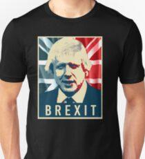 Boris Johnson Brexit Unisex T-Shirt