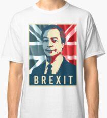 Nigel Farage Brexit Classic T-Shirt