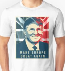 Trump - Make Europe Great Again Unisex T-Shirt