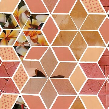 Apricot Tiling by lilrachcreative
