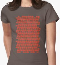 Invaded Women's Fitted T-Shirt