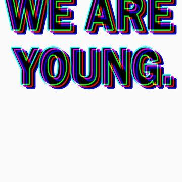 We are young. by sebastiennicolo