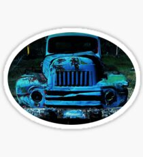 Lomography Truck Photography Sticker
