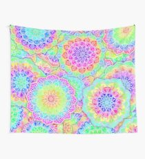 Psychedelic Summer Wall Tapestry