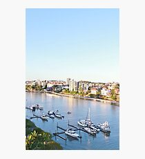 River side Photographic Print