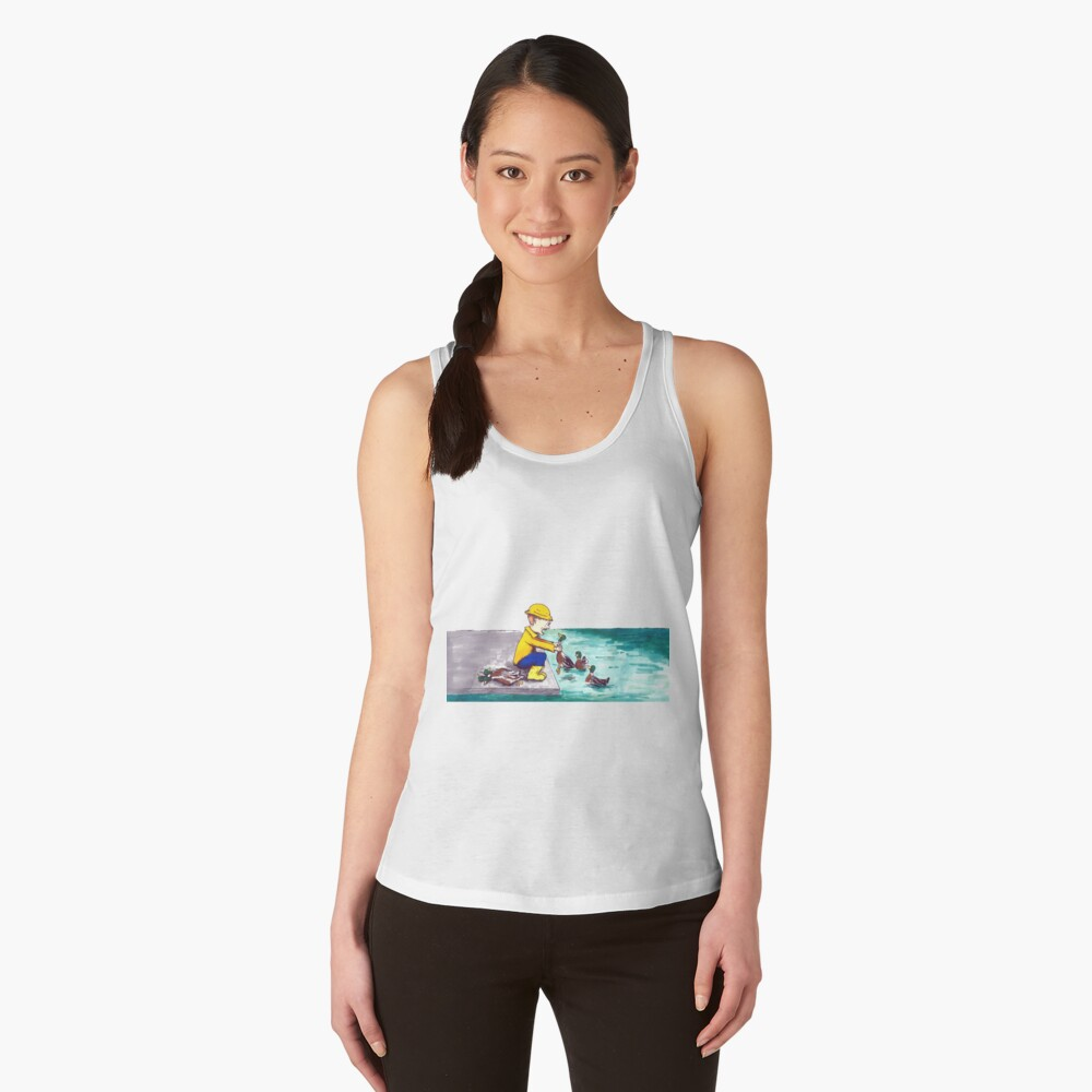 The things I love keep dying Women's Tank Top Front