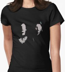 Penny Dreadful - characters Womens Fitted T-Shirt