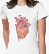 Schatz Tailliertes T-Shirt für Frauen