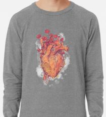 Sweet Heart Lightweight Sweatshirt