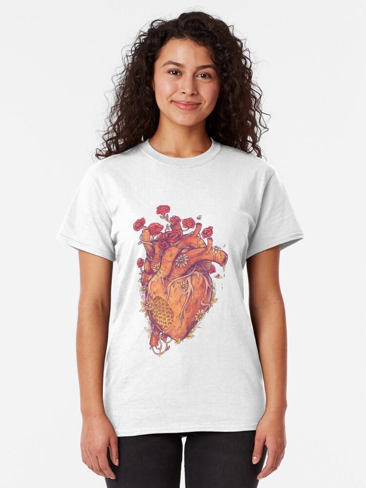 Alternative Ansicht von Schatz Classic T-Shirt