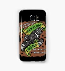 Browncoats Tours Samsung Galaxy Case/Skin