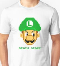 Luigi Death Stare T-Shirt