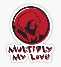 Impossible Love- Multi Sticker