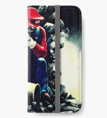Super Mario's game of thrones iPhone Wallet/Case/Skin