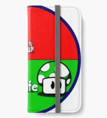 grow up, get a life iPhone Wallet/Case/Skin