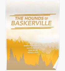 THE HOUNDS OF BASKERVILLE  Poster