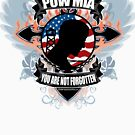 POW MIA You Are Not Forgotten by AngelGirl21030