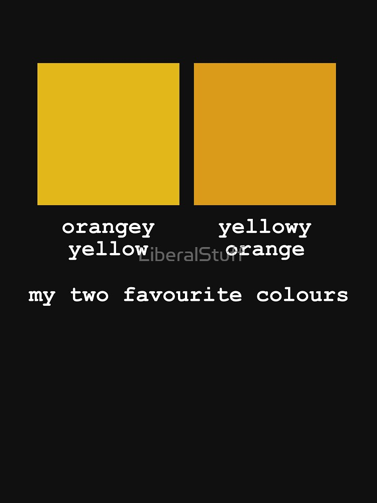 My Two Favourite Colours by LiberalStuff