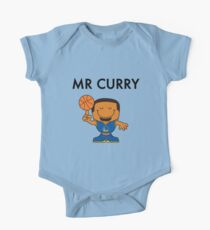 Mr Curry One Piece - Short Sleeve