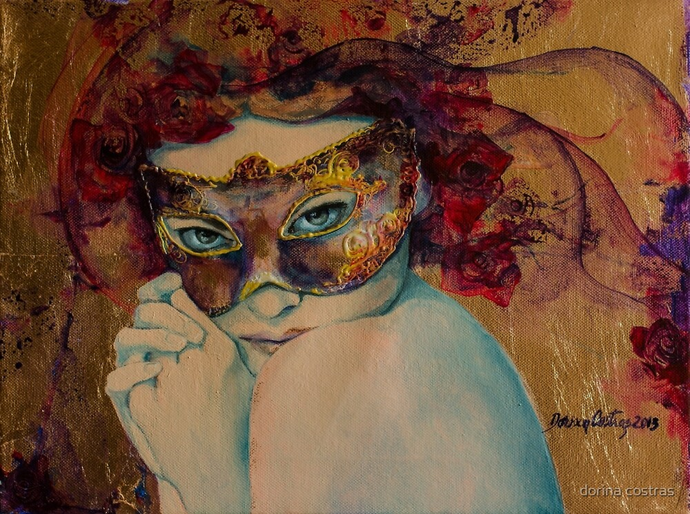 Mystery Roses by dorina costras