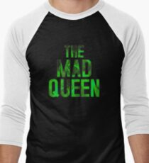 THE MAD QUEEN Men's Baseball ¾ T-Shirt
