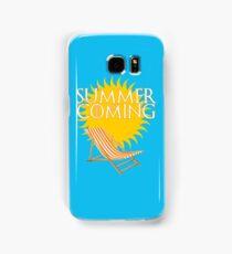 Summer is Coming Samsung Galaxy Case/Skin
