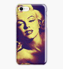 Marilyn Monroe - Pop Art iPhone Case/Skin