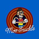 Moo Snuckle 1930's Cartoon Character by Cameron  Burke