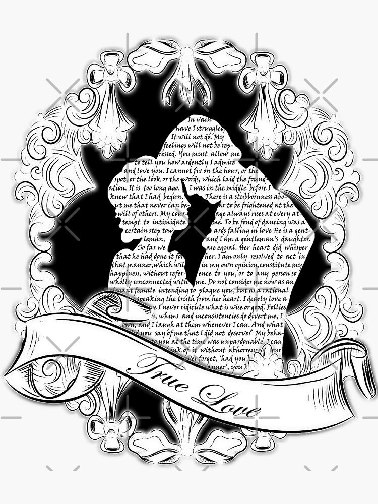True Love - Elizabeth & Darcy by Xhex115