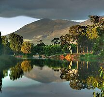A River Runs Through it......... by Macky