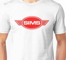 Sims skateboards Unisex T-Shirt
